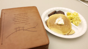 UMMPancakebible